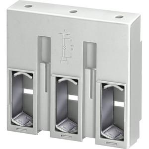 Rahmenklemmenblock für Schütze S10/S12 für Überlastrelais 3RB106