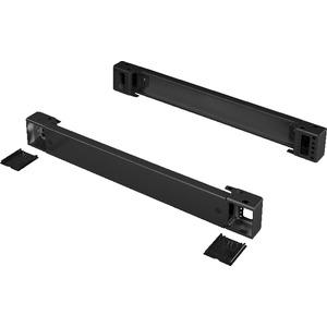 Sockel-Elemente vorne und hinten 100 mm Stahlblech für TS/TS TI/SE/CM