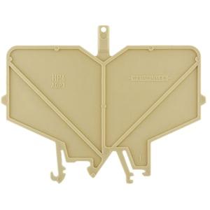 Halteplatte HP 3 SAK-Reihe 3 mm beige