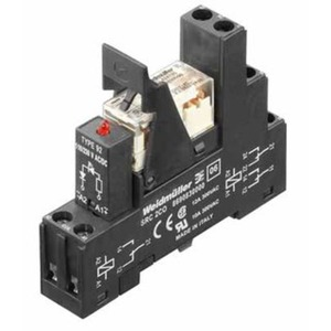 Relaiskoppler RCLKIT 24VDC 1CO LED GN
