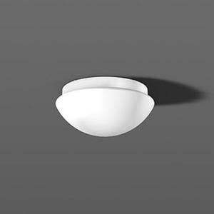 LED Decken- und Wandleuchten Flat Polymero Alu 3 x 4 W 3000 K