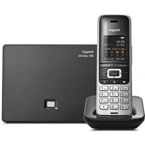 Schnurlostelefon mit Anrufbeantworter S850A GO