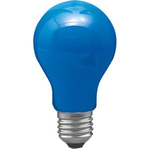 Allgebrauchslampe blau 40W E27