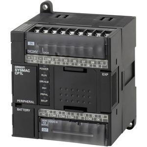 CP1L-L Kompaktsteuerung 100 bis 240V AC 12x Eingänge 8x Relaisausgänge