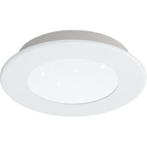 Einbauleuchte FIOBBO LED 5W 640lm 3000K Ø120 weiß mit Kristalleffekt