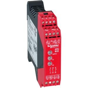 Sicherheitsbaustein Zweihandsteuerung Typ IIIC 3 Relais 24 VAC/DC
