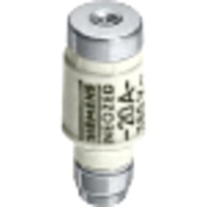 NEOZED-Sicherungseinsatz 400V gL/gG Gr.D01 6A Faltschachtel