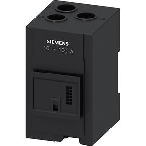 Stromwandler 10-100A für 3RB22/23 S2/S3 Hauptstromkreis:Durchsteckwand