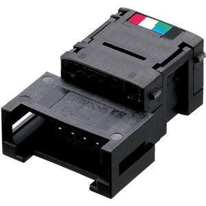 CompoNet Kabelbuchse für Abzweigung mit Flachbandkabel DCA4-4F10