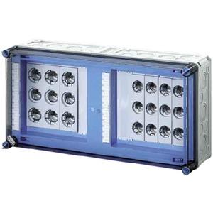 MI 3426 MI-Sicherungsgehäuse 4x3x25A + 3x3x63A