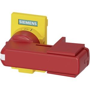 Zubehör für 3KD Baugr. 2 Direktantrieb rot/gelb
