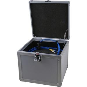 Vorlauffaser Alu-Koffer 2xSC-APC 1000 Meter 9 / 125µ