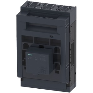 Sicherungslasttrennschalter 3-polig NH1 250A Montageplattenaufbau