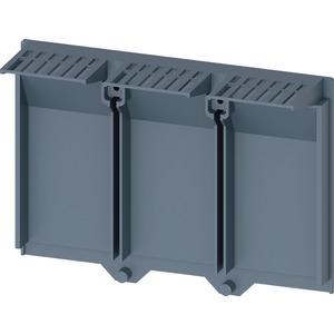 Isolationsplatte verlängert 3-polig 1 Stück - Zubehör für 3VA1 250