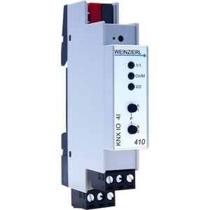 KNX IO410 Binäreingang 4-fach 12-230 V REG