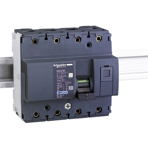 Leitungsschutzschalter NG125N 3P+N 125A C25