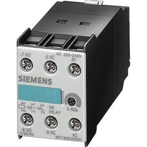 Hilfsschalterblock Zeitbereich 5-100s AC/DC220-240V
