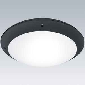 Wandleuchte TOM LED 300 mm 1200 lm 840 IP66 BWM schwarz