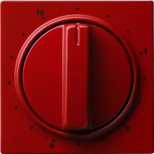 Abdeckung Zeitschalter 15 Min. für S-Color rot