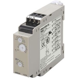 MF Zeitrelais 8 Zeitfunktionen 0,1s - 1200h 1 W / 5A Eingang 12 VDC