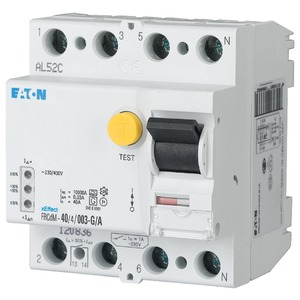 digitaler FI-Schalter 63A 4p 30mA Typ R