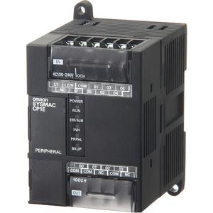 CP1E-E Kompaktsteuerung 100 bis 240V AC 6x Eingänge 4xTransistorausg.