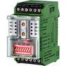 CAN-Modul mit 4 analogen Temperatur-/ Spannungseingängen FAE 4 24 V AC/DC