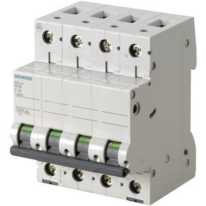 Leitungsschutzschalter 400V 10kA 3+N-polig D 0.3A