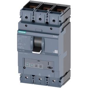 Leistungsschalter 3VA2 400 IC85kA LSI IN=400A IR=160A-400A ISD=1,5-1