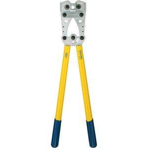 Presswerkzeug für nicht isolierte Kabelverbindungen 10 mm² bis 120 mm²