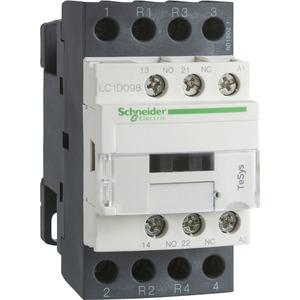 Leistungsschütz AC-schaltend 4-polig 40A LC1-D258BD