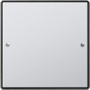 Wippenset 1-fach für E22 Aluminium