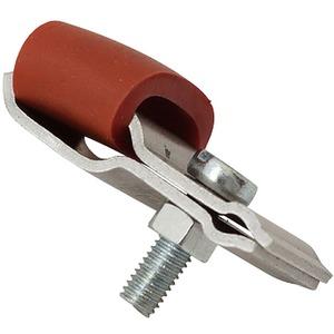 Set Zugentlastungsschellen für Heizbänder für Dachrinnenheizung 10 Stück