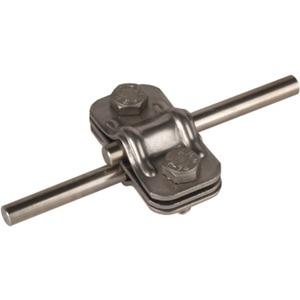 Dehn UNI-Trennklemme NIRO Rd./Rd. 8-10/8-10 mm