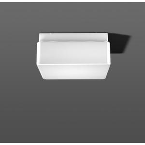 QUADRAT Decken/Wandleuchte LED 9,1W 4000K 240x240x110mm