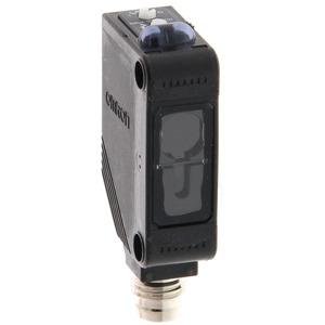 Optischer Sensor Reflexionslichtschranken-Laser 15m M8-Stecker 4-polig