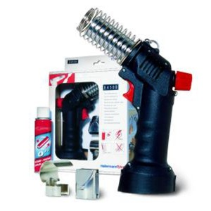 Gasheißluftgebläse E4500 Kit mit Gaspatrone
