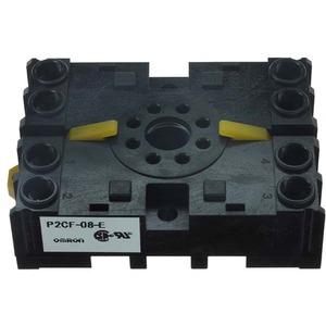 Sockel DIN-Schienen-Montage Oberflächenmontage 8-polig Schraubklem.