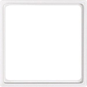 Zwischenring für Kombieinsätze nach DIN 49075 polarweiß