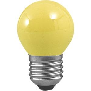 Tropfenlampe 25W E27 Gelb