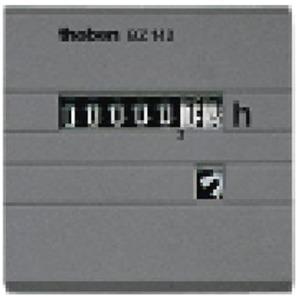 Betriebsstundenzähler Front 52 x 52 mm