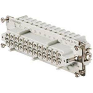 Einsatz HDC Buchse 500 V 16 A HE 24 FC