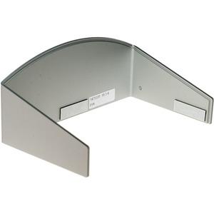 Tür Control Schutzdach silber