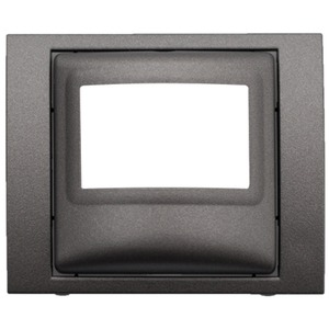 Galea Abdeckung  Bewegungsmelder Standard 3-Leiter dark Bronze