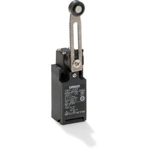 Miniatur-Sicherheitspositionsschalter 1Ö +1S M12 einst. Rollenhebel