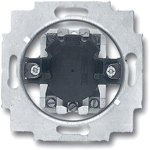 Unterputz Jalousieschalter für Profilhalbzylinder 1P+N+E