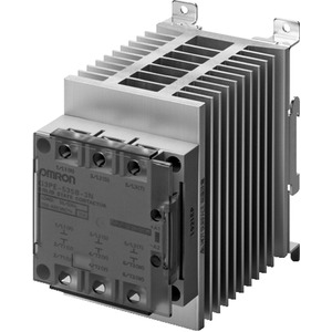 Halbleiterrelais 3-phasig 180-528VAC / 35A Ansteuerung 9,6-30VDC