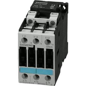 Leistungsschütz AC-3 25A 11 kW / 400 V DC 24V 0,7-1,25*US 3-polig Baugröße S0
