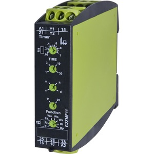 Zeitrelais G2ZMF11 24-240VAC/DC Multifunktion 2 Wechsler coolZoom