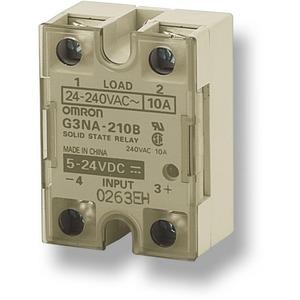 Halbleiterrelais ohne Kühlkörper 240VAC / 10A Ansteuerung 100 - 240VAC